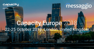 Capacity Europe 2018 Messaggio