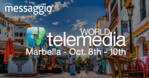 World Telemedia 2018 Marbella Messaggio