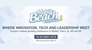 Mobile Beach Conference 2018 Messaggio