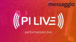 PI LIVE 2018 London Messaggio