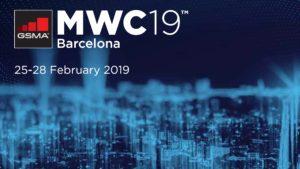MWC 2019 Barcelona Messaggio