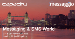 Messaging SMS World 2018 Messaggio