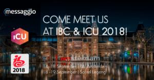 ICB ICU 2018 Messaggio