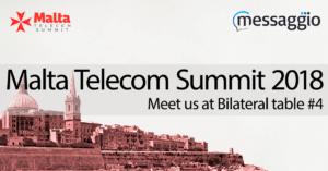 Malta Telecom Summit 2018 Messaggio