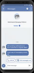 RCS Business Messaging