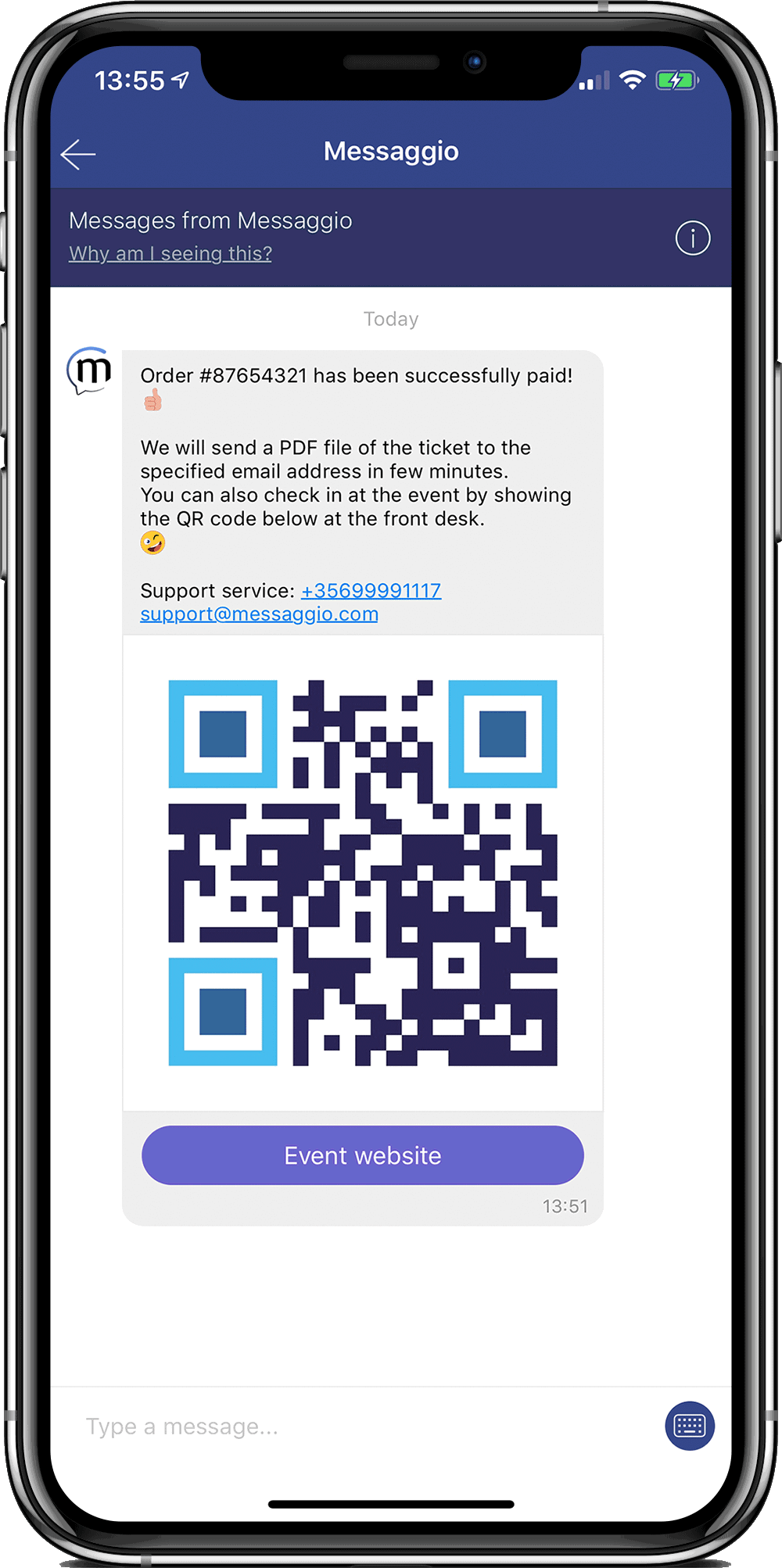 Viber Business API