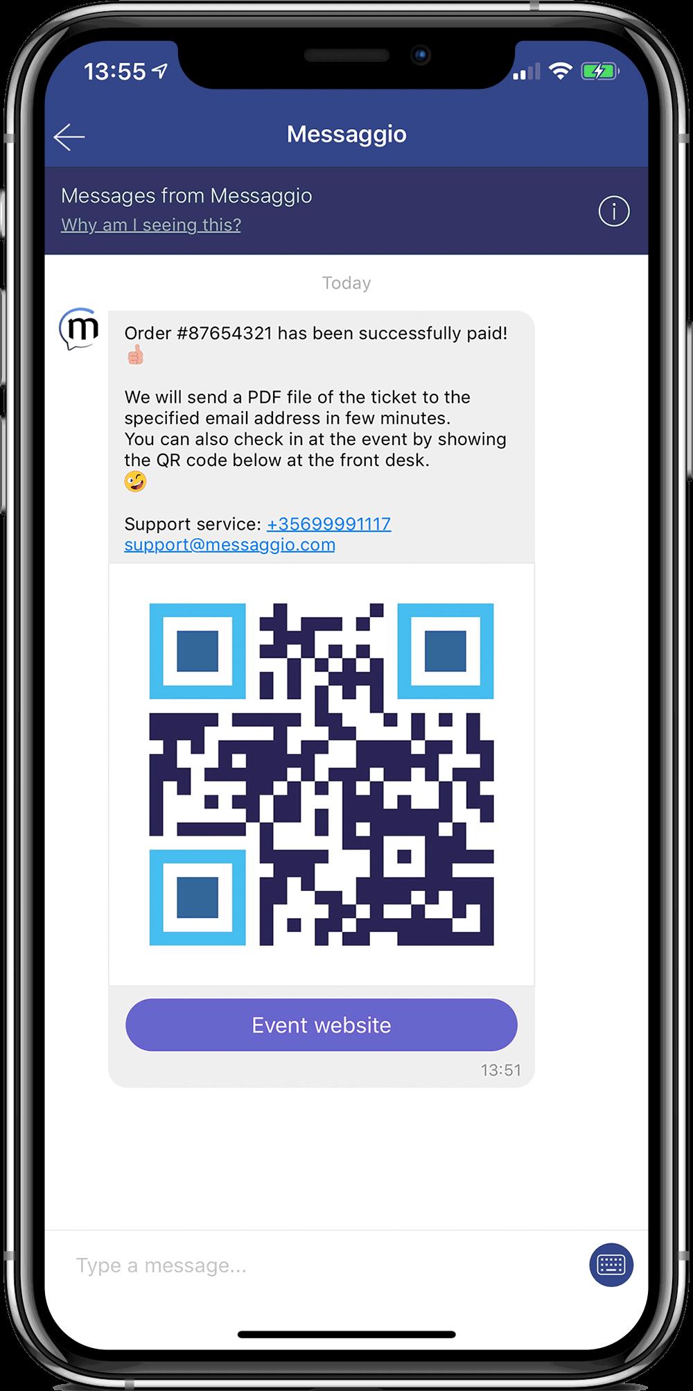 Viber Business API