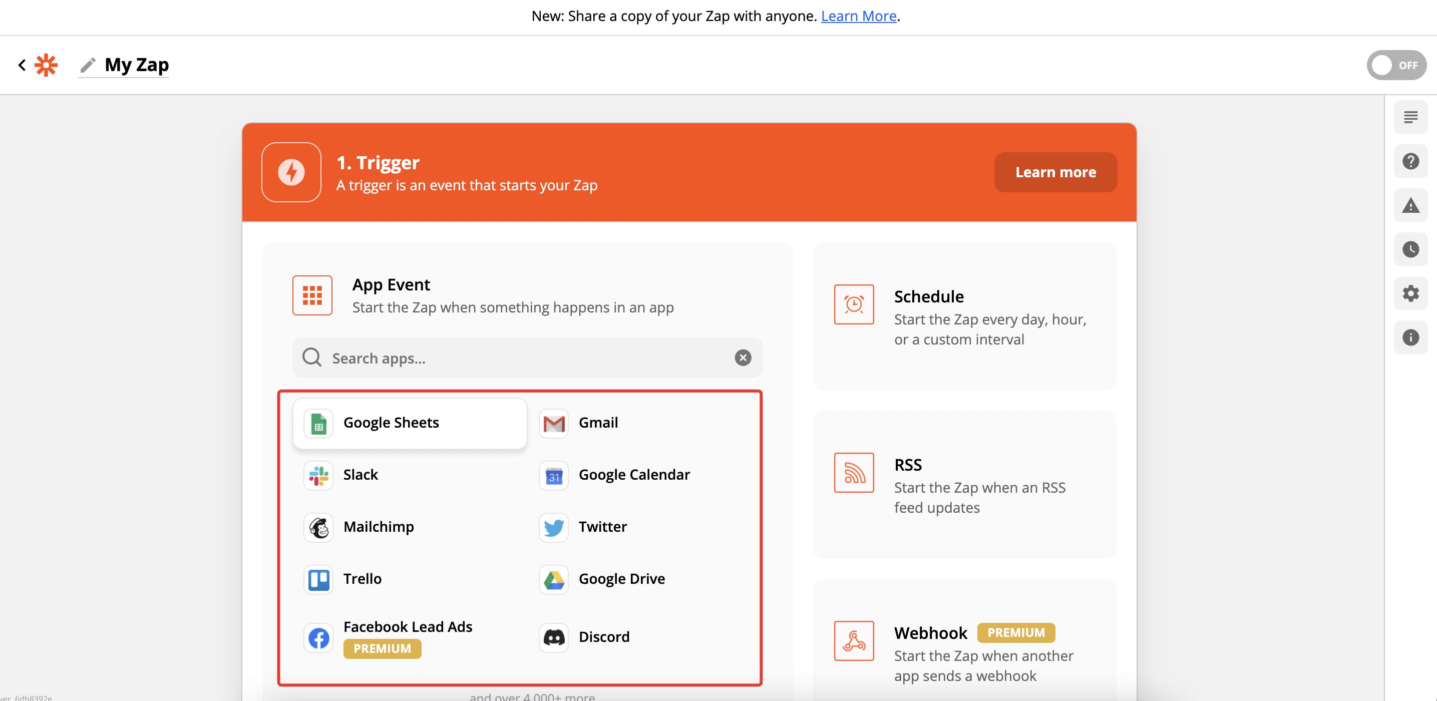 Select Messaggio data transfer app